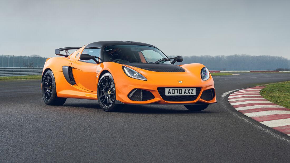 Lotus Exige Sport 390 - Final Edition - Sportwagen - 2/2021