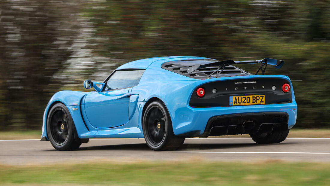 Lotus Exige Sport 410, Exterieur