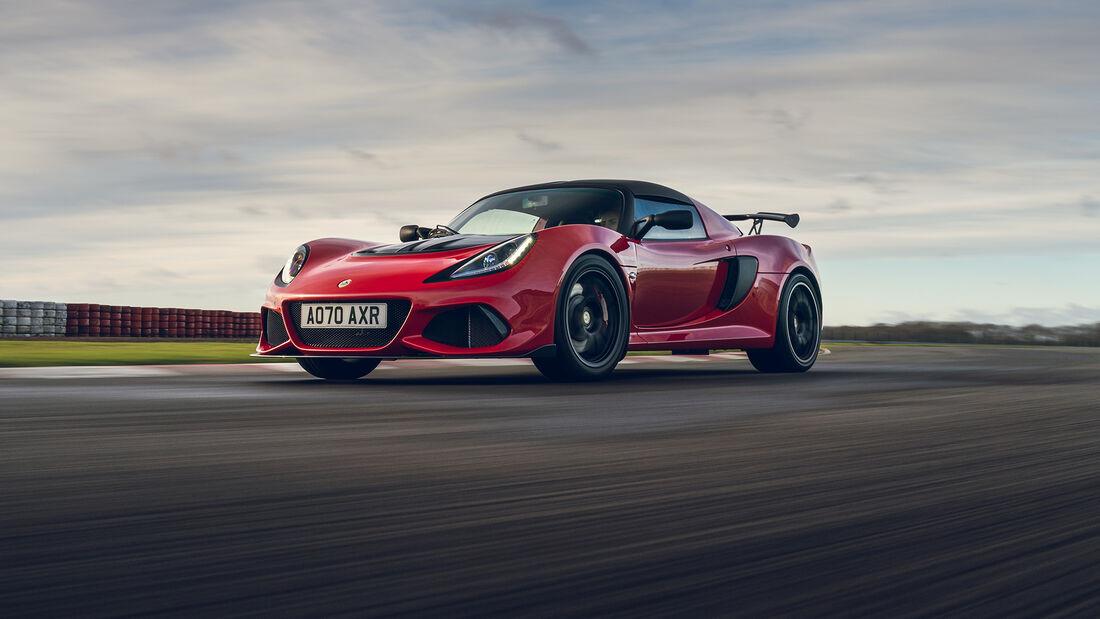 Lotus Exige Sport 420 - Final Edition - Sportwagen - 2/2021