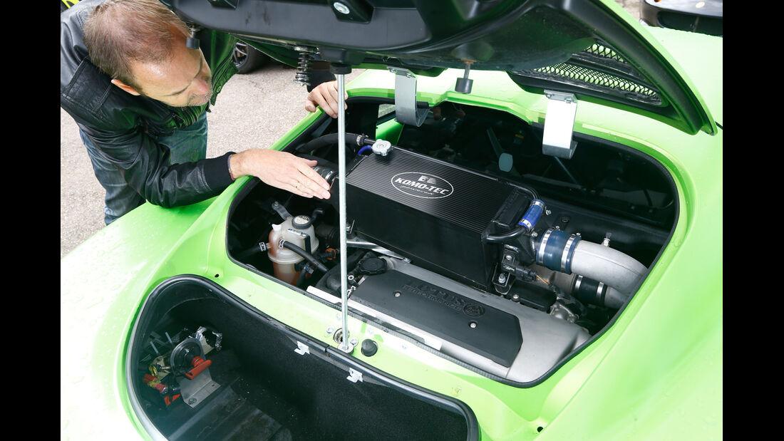 Lotus Exile Mk2, Motor
