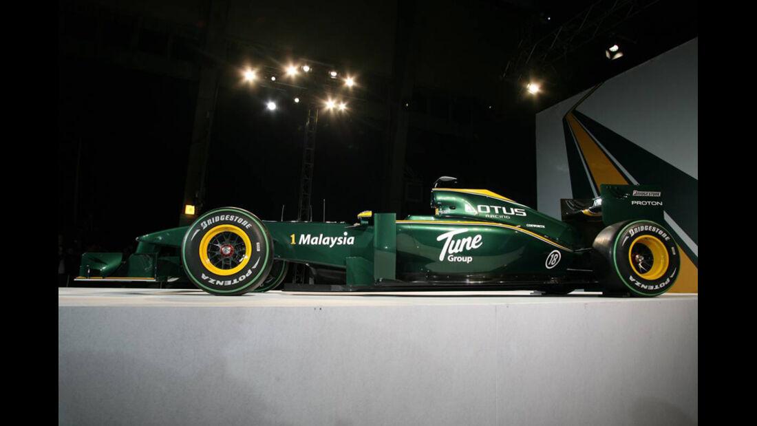Lotus F1 2010