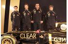 Lotus F1 E20