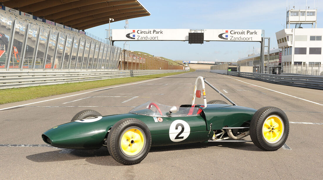 Lotus-Ford Type 20/22 Formel Junior