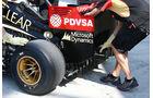 Lotus - Formel 1 - Bahrain - Test - 19. Februar 2014