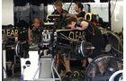 Lotus  - Formel 1 - GP Abu Dhabi - 01. November 2012