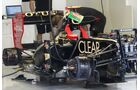 Lotus - Formel 1 - GP Abu Dhabi - 01. November 2012