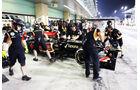 Lotus  - Formel 1 - GP Abu Dhabi - 01. November 2013