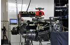 Lotus - Formel 1 - GP Abu Dhabi - 31. Oktober 2013