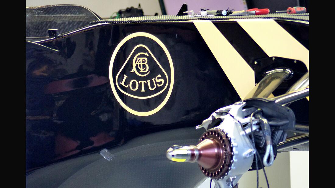 Lotus - Formel 1 - GP Australien - Melbourne - 11. März 2015