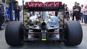 Lotus - Formel 1 - GP Australien - Melbourne - 14. März 2015