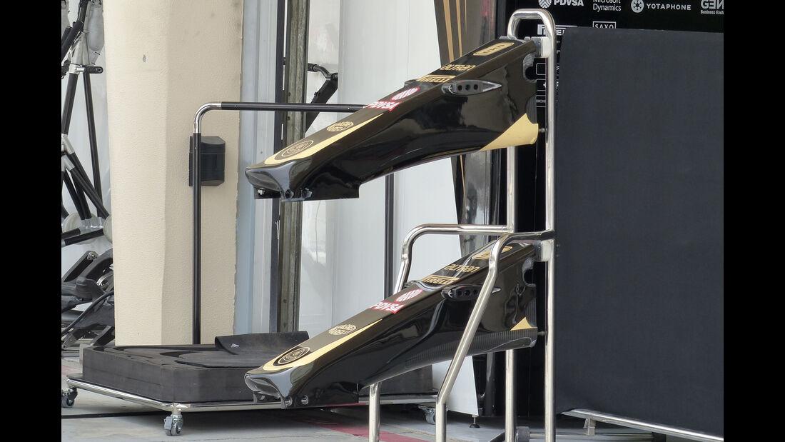 Lotus - Formel 1 - GP Bahrain - 15. April 2015