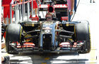 Lotus - Formel 1 - GP Bahrain - Sakhir - 5. April 2014