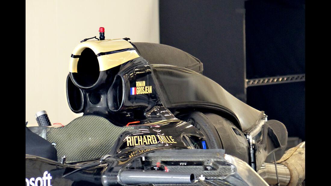 Lotus - Formel 1 - GP Belgien - Spa-Francorchamps - 19. August 2015