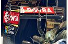Lotus - Formel 1 - GP Belgien - Spa-Francorchamps - 20. August 2015