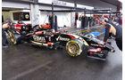 Lotus - Formel 1 - GP Belgien - Spa-Francorchamps - 23. November 2014