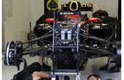 Lotus - Formel 1 - GP Belgien - Spa-Francorchamps - 31. August 2012