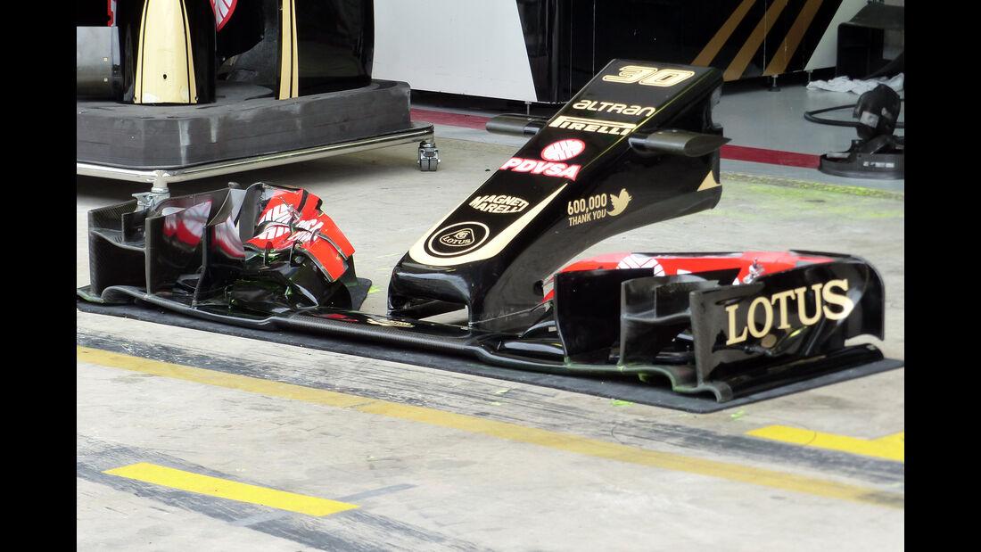 Lotus - Formel 1 - GP Brasilien- 13. November 2015