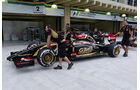 Lotus - Formel 1 - GP Brasilien - 6. November 2014