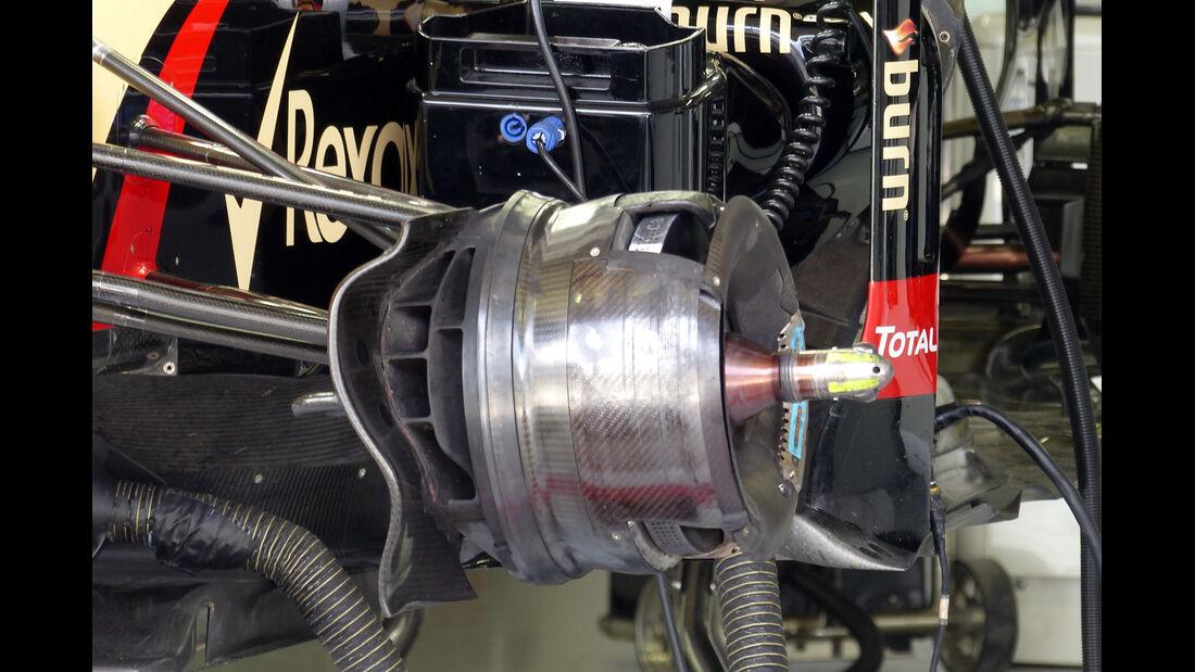 Lotus - Formel 1 - GP Brasilien- 7. November 2014