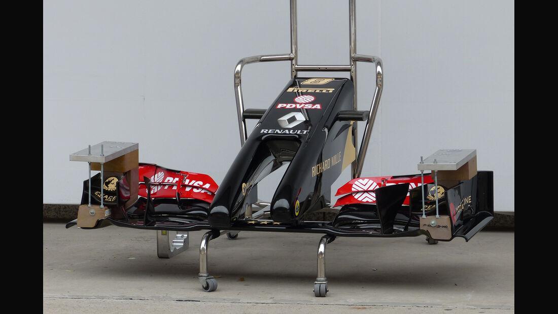 Lotus - Formel 1 - GP China - Shanghai - 16. April 2014