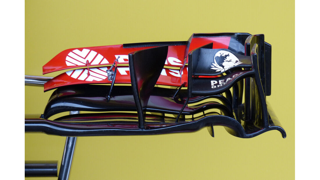 Lotus - Formel 1 - GP China - Shanghai - 19. April 2014