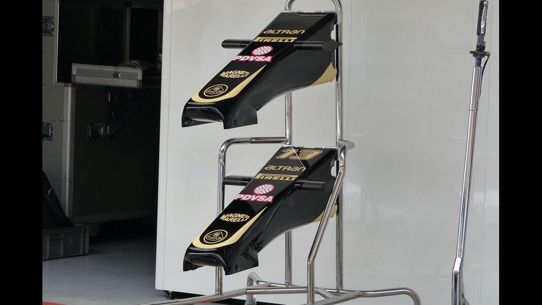 Lotus - Formel 1 - GP China - Shanghai - 8. April 2015