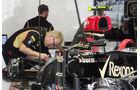 Lotus - Formel 1 - GP Deuschland - 5. Juli 2013