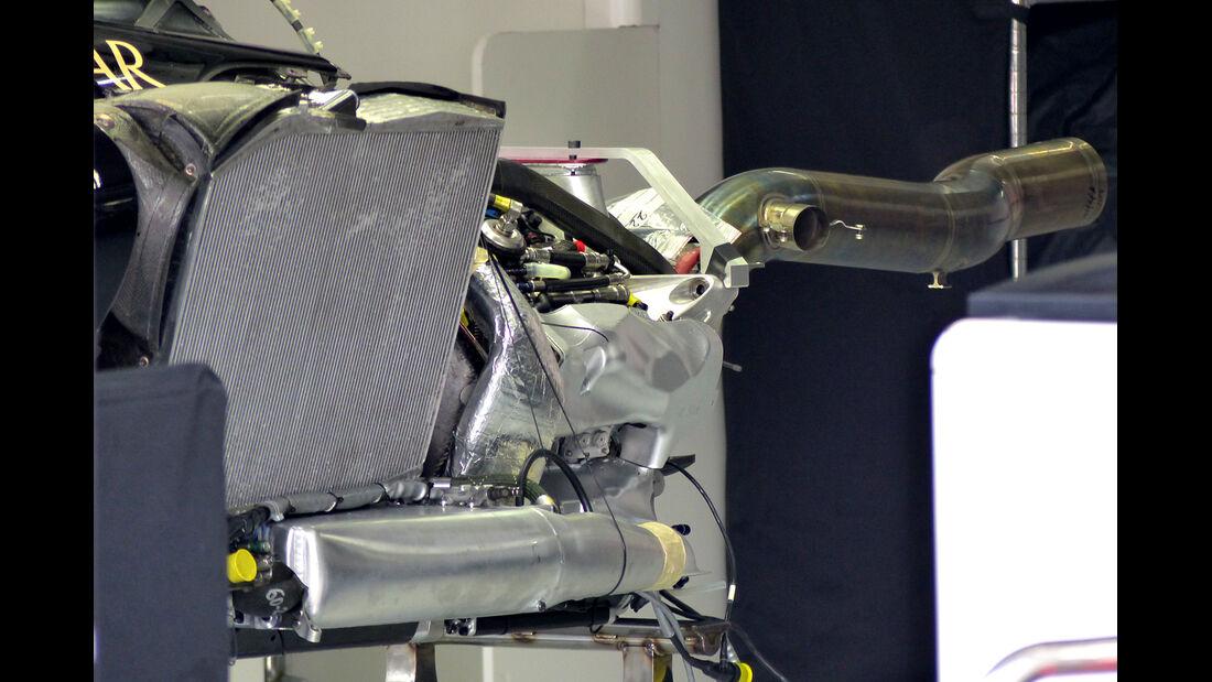 Lotus - Formel 1 - GP Deutschland - Hockenheim - 16. Juli 2014