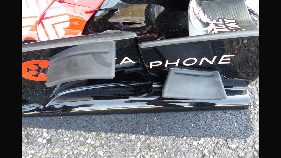 Lotus - Formel 1 - GP Deutschland - Hockenheim - 19. Juli 2014