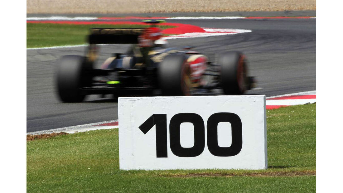 Lotus - Formel 1 - GP England - 29. Juni 2013