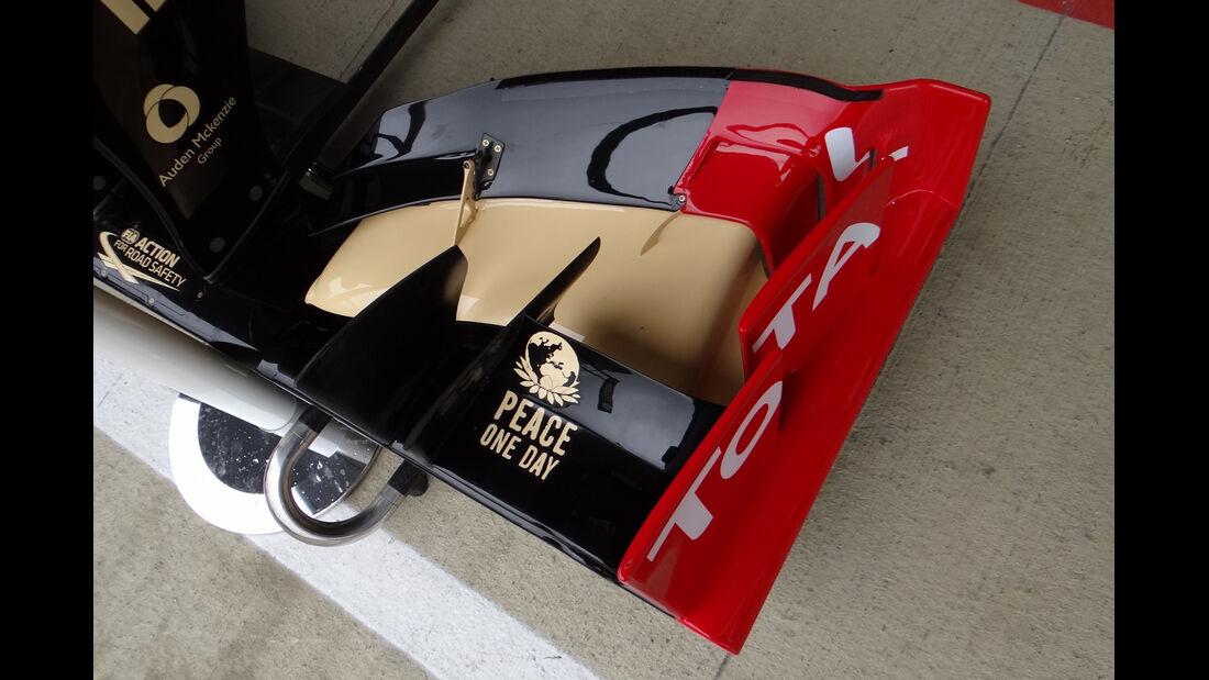 Lotus - Formel 1 - GP England - Silverstone - 6. Juli 2012