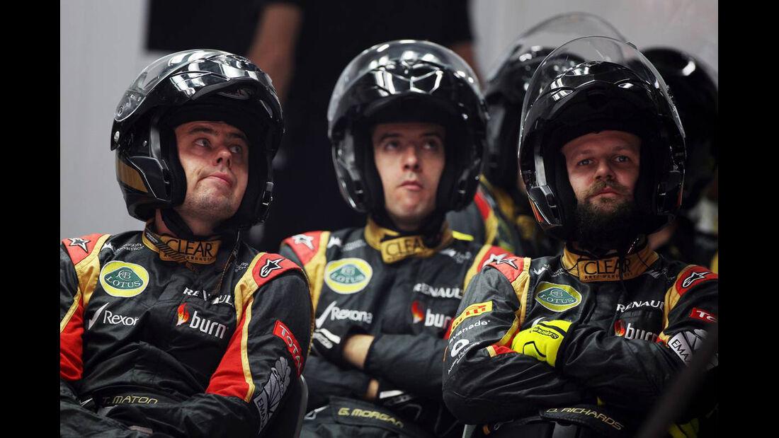 Lotus - Formel 1 - GP Indien - 27. Oktober 2013