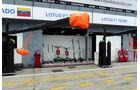 Lotus - Formel 1 - GP Italien - 3. September 2014