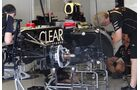 Lotus - Formel 1 - GP Italien - 6. September 2012