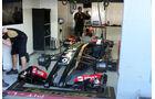 Lotus - Formel 1 - GP Italien - 6. September 2014