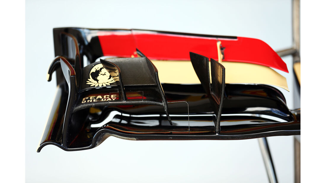 Lotus - Formel 1 - GP Japan 2013
