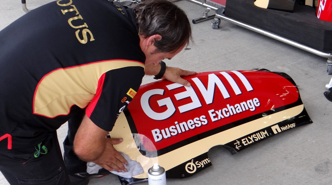 Lotus - Formel 1 - GP Japan 2013