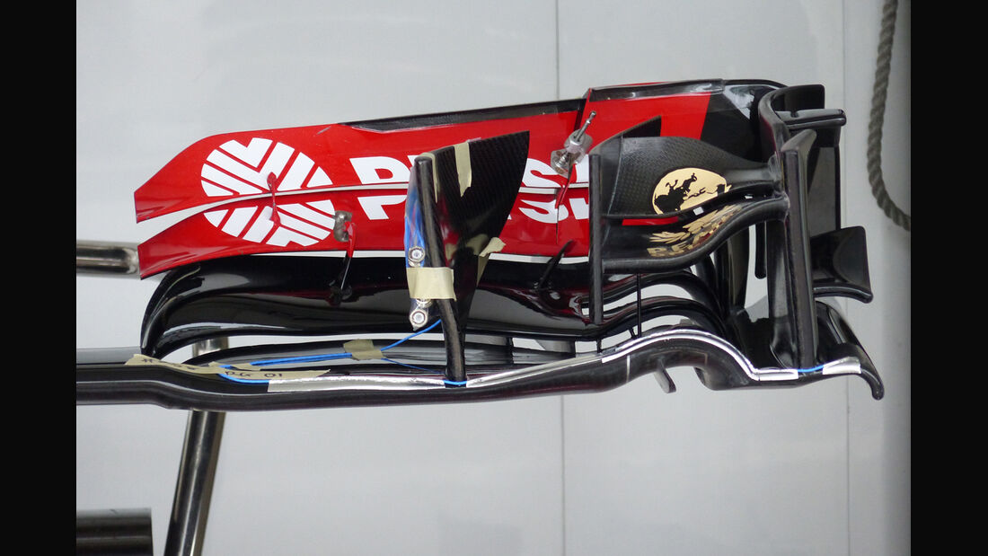 Lotus - Formel 1 - GP Japan - Suzuka - 2. Oktober 2014