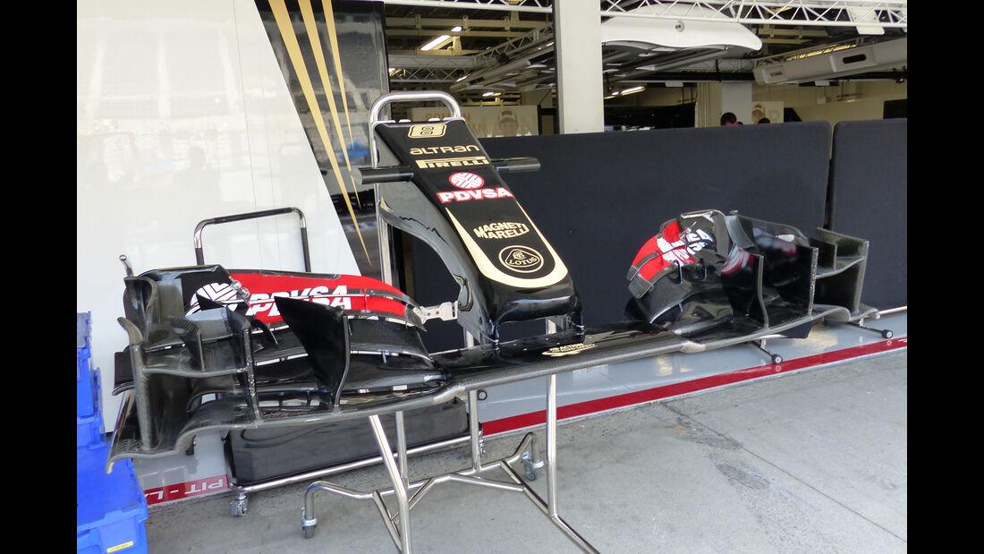 Lotus - Formel 1 - GP Japan - Suzuka - 23. September 2015