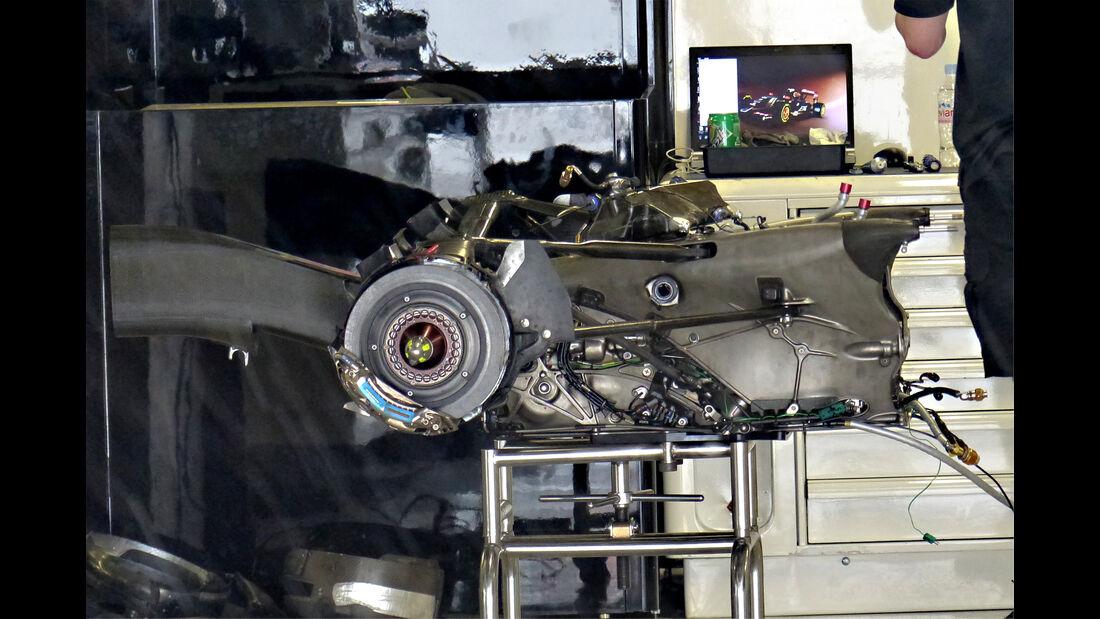 Lotus - Formel 1 - GP Japan - Suzuka - 24. September 2015