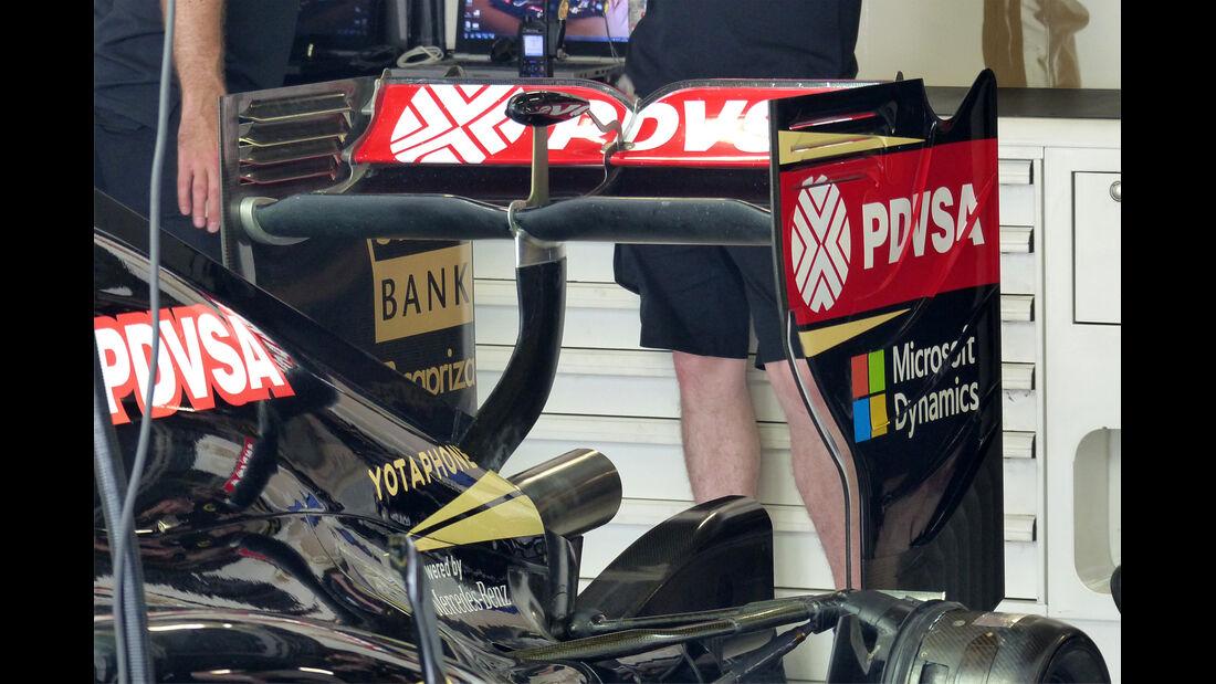 Lotus - Formel 1 - GP Japan - Suzuka - 26. September 2015