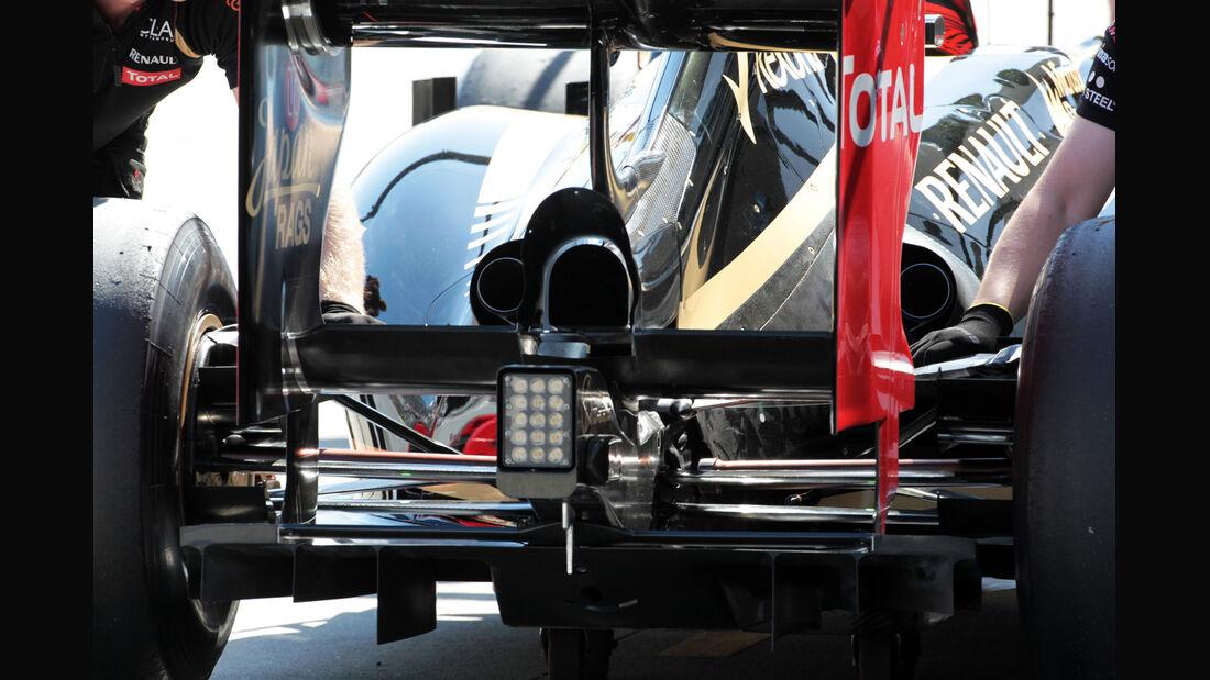 Lotus - Formel 1 - GP Japan - Suzuka - 5. Oktober 2012