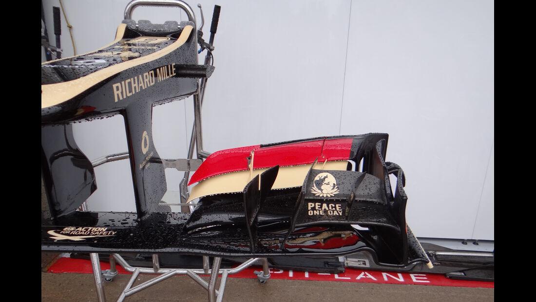 Lotus - Formel 1 - GP Kanada - 07. Juni 2013