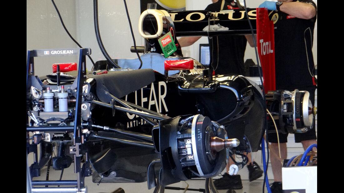 Lotus - Formel 1 - GP Kanada - 7. Juni 2012
