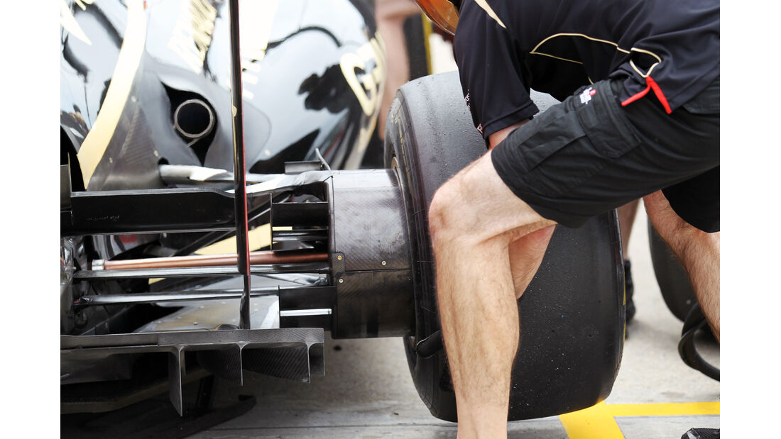 Lotus - Formel 1 - GP Kanada - 8. Juni 2012