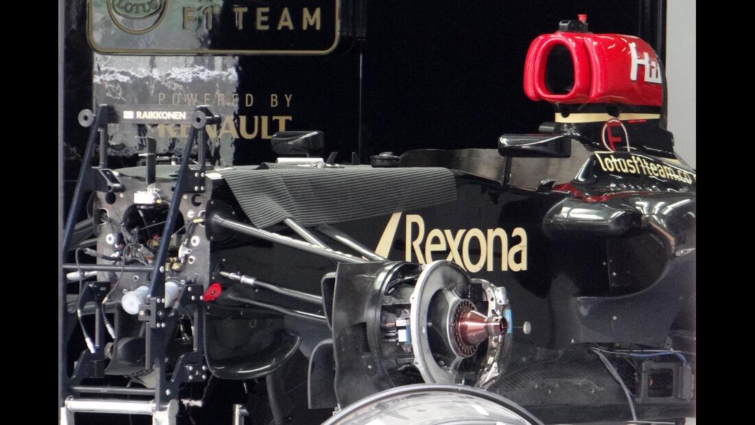 Lotus - Formel 1 - GP Malaysia - 20. März 201