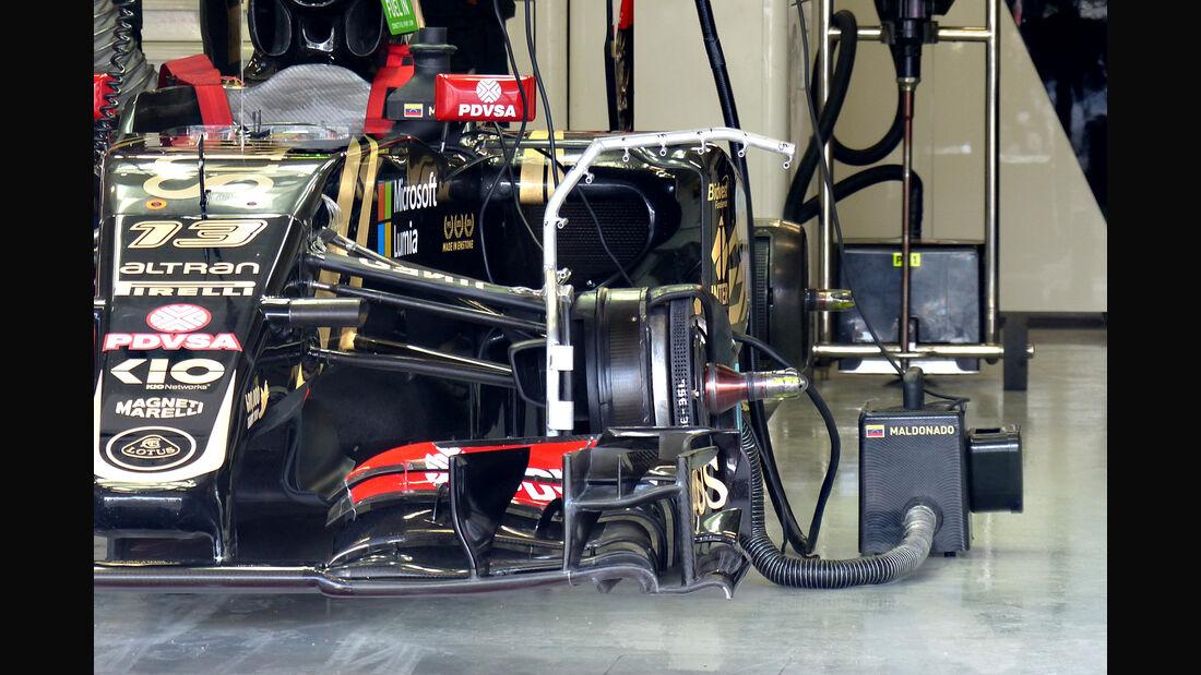 Lotus - Formel 1 - GP Mexiko - 30. Oktober 2015