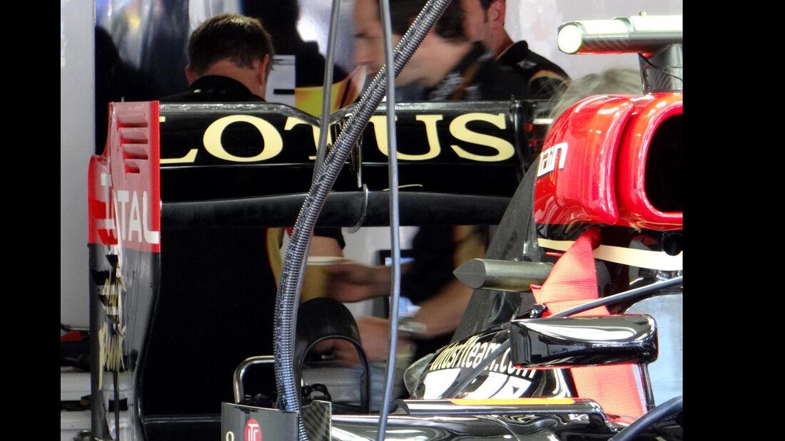 Lotus - Formel 1 - GP Monaco - 23. Mai 2013