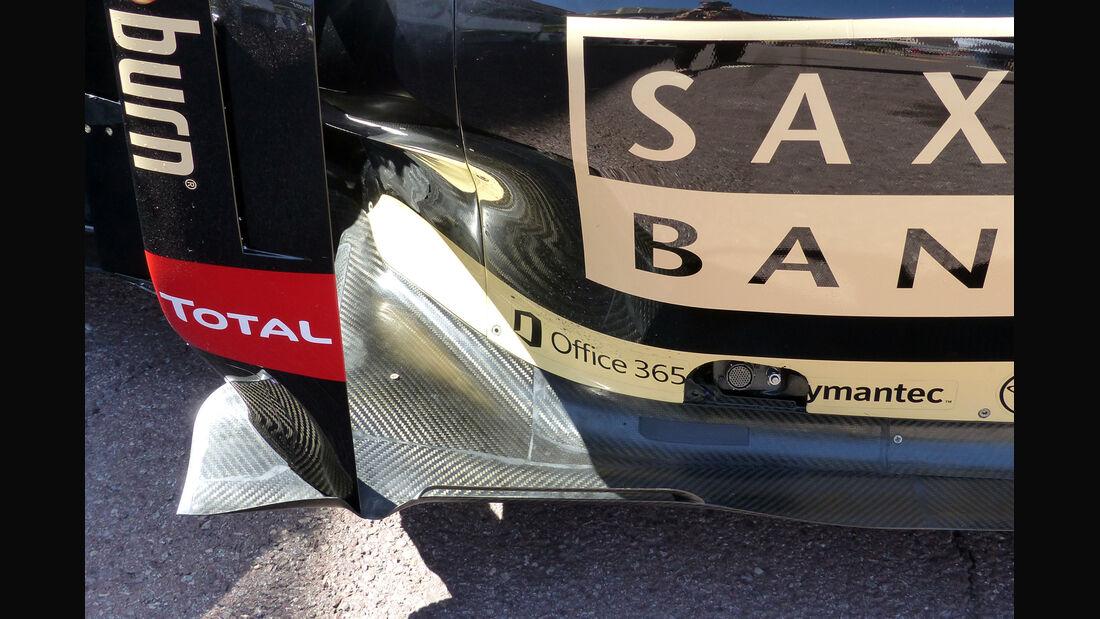 Lotus - Formel 1 - GP Monaco - 23. Mai 2014