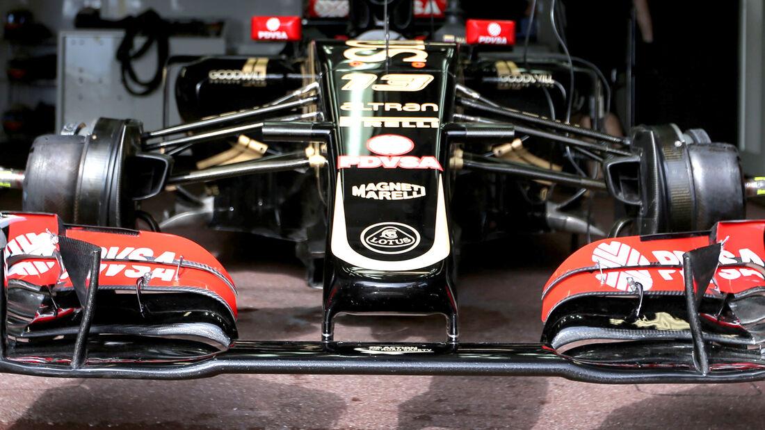 Lotus  - Formel 1 - GP Monaco - Donnerstag - 21. Mai 2015